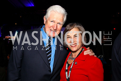 Virginia Rep. Jim Moran, Jan Schakowsky. J Street Gala Dinner. Photo by Tony Powell. Convention Center. February 28, 2011
