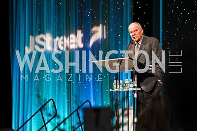 MAZON Founder Leonard Fein. J Street Gala Dinner. Photo by Tony Powell. Convention Center. February 28, 2011
