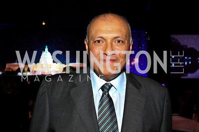 Egypt Ambassador Sameh Shoukry. J Street Gala Dinner. Photo by Tony Powell. Convention Center. February 28, 2011