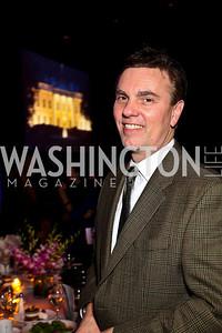 National Correspondent for CBS News Dan Raviv. J Street Gala Dinner. Photo by Tony Powell. Convention Center. February 28, 2011