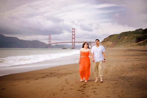 Jaime & Reyna Engagement