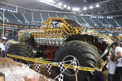 January 28 - Monster Jam
