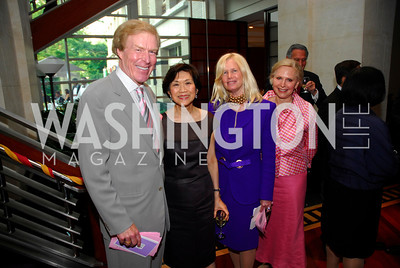 Bob Ryan,Chan Heng Chee,Susan Blumenthal,Olga Ryan, Japan Aid,May 31,2011,Kyle Samperton