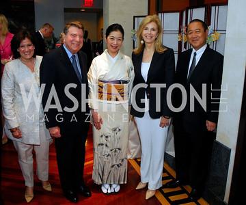 Anita McBride,Calvin Cafritz,Yoriko Fujisaki,Jane Cafritz,Ichiro Fujisaki,Japan Aid,May 31,2011,Kyle Samperton
