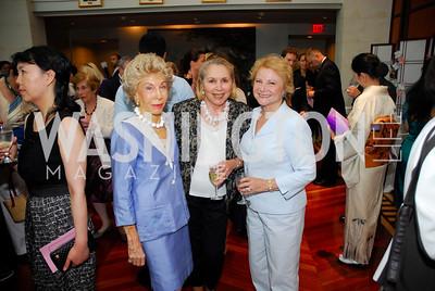 Ina Ginsburg,Gilan Corn,Mary Mochary,Japan Aid,May 31,2011,Kyle Samperton