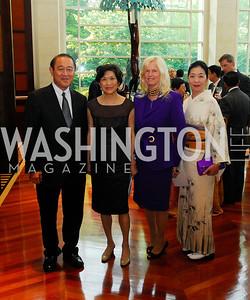 Ichiro Fujisaki,Chan Heng Chee,Susan Blumenthal,Yoriko Fujisaki,,Japan Aid,May 31,2011,Kyle Samperton