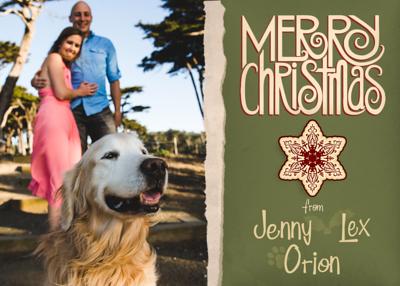 Jenny & Lex Christmas 2013