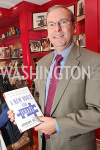 Jeremy Ben-Ami. Jeremy Ben-Ami's book launch. Home of Esther Coopersmith. Photos by Alfredo Flores. July 27, 2011