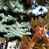 "Kadek Yuni, 21, of Colorado Springs, applies her makeup before performing on Saturday, Aug. 14, during the 16th Annual Boulder Asian Festival on Pearl Street in Boulder. Yuni was performing with Arcinda Indonesian Music and Dance.<br /> Jeremy Papasso/ Camera<br /> <br /> For video go to  <a href=""http://www.dailycamera.com"">http://www.dailycamera.com</a>"