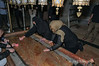 Stone-of-Unction,-Chuch-of-the-Holy-Sepulcher,-Jerusalem