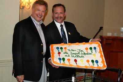 Jim Covington's Retirement Party
