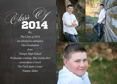 grad announcement 2