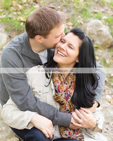 Jordan & Lisa Engagement