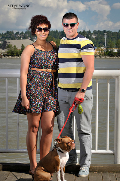 Jordon & Tasha's Engagement Shoot