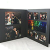 This shows a storm album with black mats and pages (the black page option is currently unavailable).