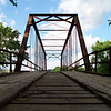 Old Laflin Bridge, Laflin, Missouri