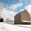 Winter at Bollinger Mill, Burfordville, Missouri