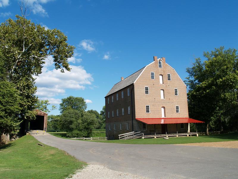 Bollinger Mill, Burfordville, Missouri