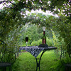 Grape Arbor at Oakwood, Marble Hill, Missouri