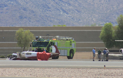 July 9 - Scottsdale Airpark plane crash