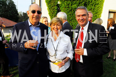 Ken Bode,Lois Breaux,John Breaux,Junior Tennis  Champions Center Benefit,May 12,2011,Kyle Samperton