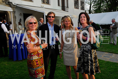 Susan Baker,Robin Baker,Amy Tercek,Megan Gabriel,Junior Tennis Champions Center Benefit,May 12,2011,Kyle Samperton