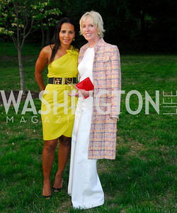 Michelle Fenty,Kathy Kemper,JuniorTennis Champions Center Benefit,May 12,2011,Kyle Samperton