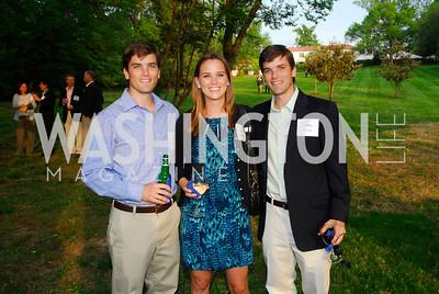 Scott Billings,Alicia Billings,Tom Billings,JuniorTennis Champions Center Benefit,May 12,2011,Kyle Samperton