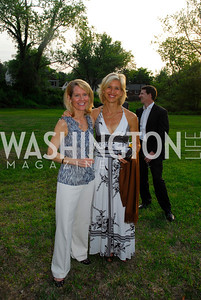 Liz Roberts,Sheila Walker,JuniorTennis Champions Center Benefit,May 12,2011,Kyle Samperton