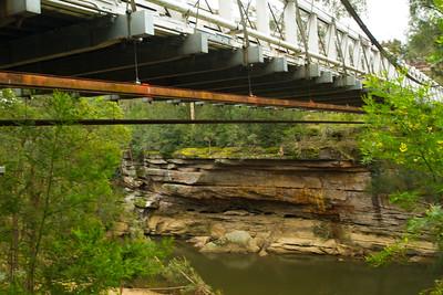 Gorge, Kangaroo River