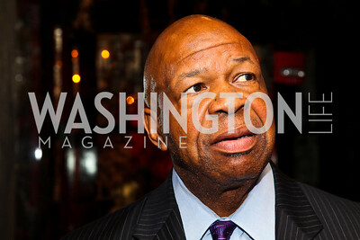 Rep. Elijah Cummings. Photo by Tony Powell. Kareem Abdul-Jabbar Private Dinner. June 6, 2011