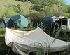 017-the dome tents done now the buckaroo tent
