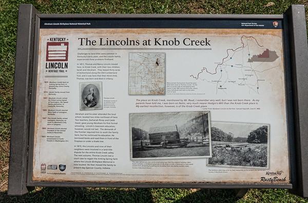 Knob Creek,Ky July2019