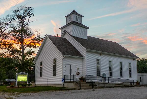 Beach Grove Baptist 2; Johnson County Indiana