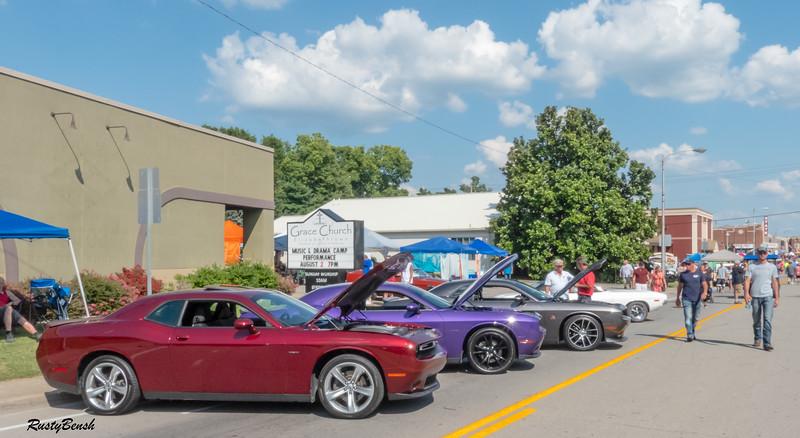 27July19 Elizabethtown Car Show-7