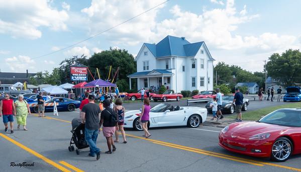 27July19 Elizabethtown Car Show-12