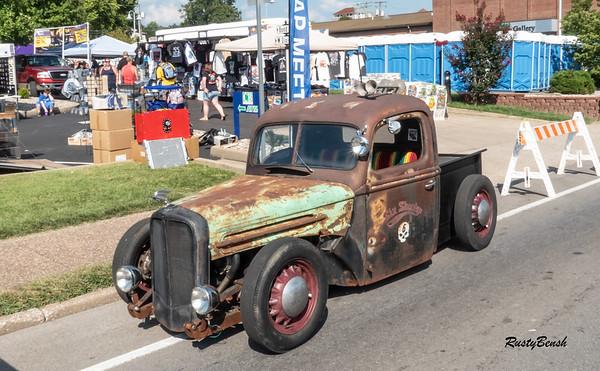 27July19 Elizabethtown Car Show-19