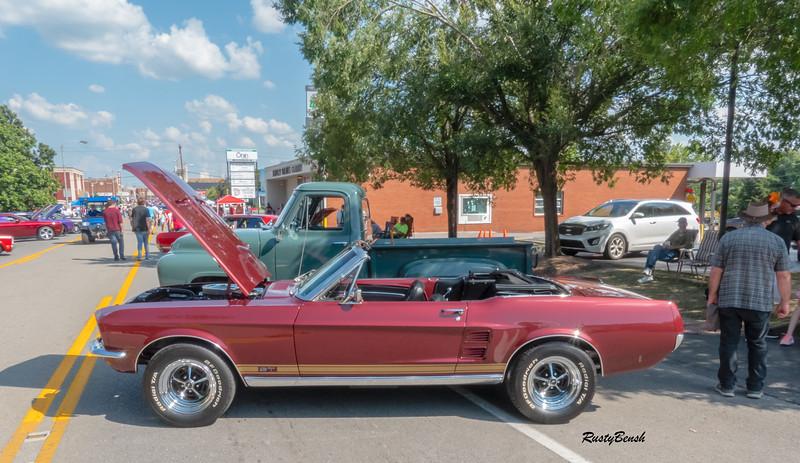 27July19 Elizabethtown Car Show-3