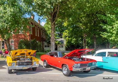 27July19 Elizabethtown Car Show-2