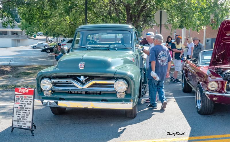 27July19 Elizabethtown Car Show-4