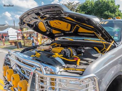 27July19 Elizabethtown Car Show-17