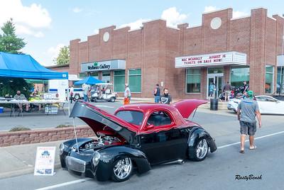 27July19 Elizabethtown Car Show-21