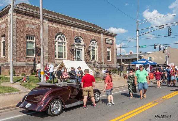 27July19 Elizabethtown Car Show-25
