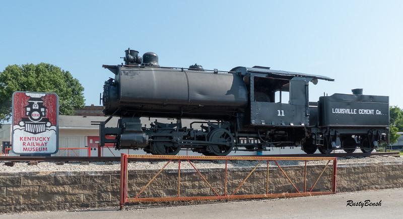 July19 Kentucky Railway Museum