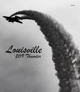 2019 Thunder poster