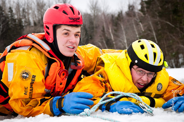 Kentville Fire Ice Rescue