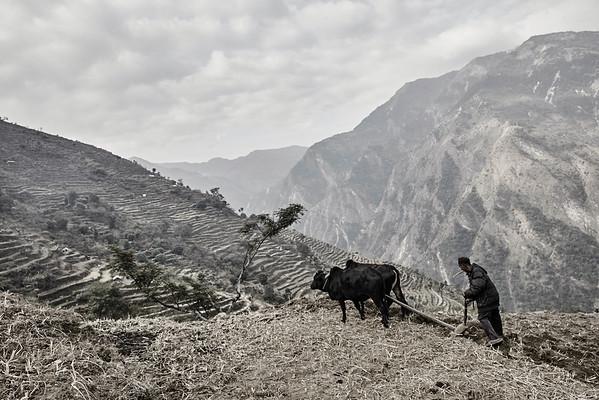 Kerauja: Survivors of remote rural Nepal (colours)