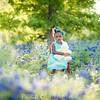 {Kids} Harper - bluebonnets (13 of 53)