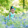 {Kids} Harper - bluebonnets (4 of 53)