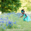 {Kids} Harper - bluebonnets (7 of 53)